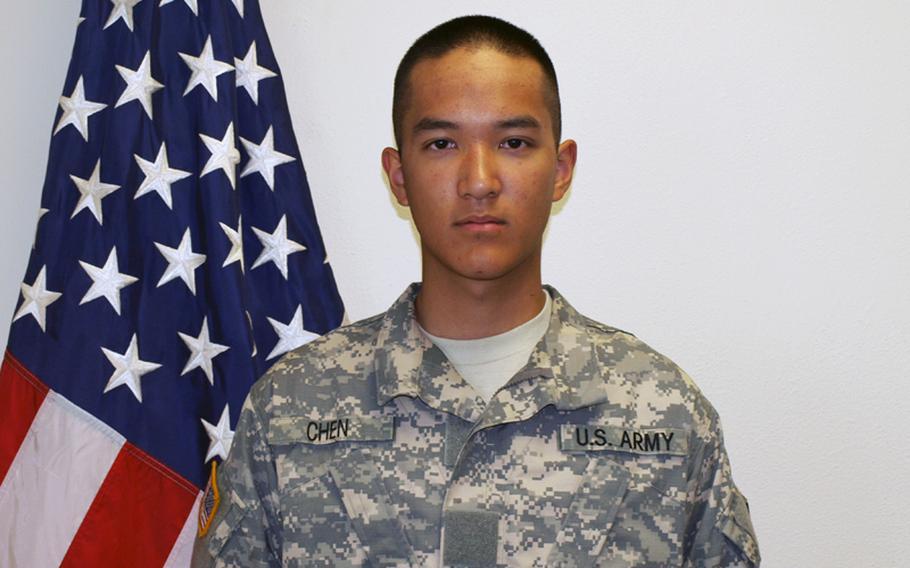 Pvt. Danny Chen