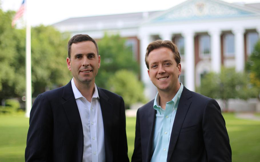 The founders of RallyPoint.com are Yinon Weiss and Aaron Kletzing.