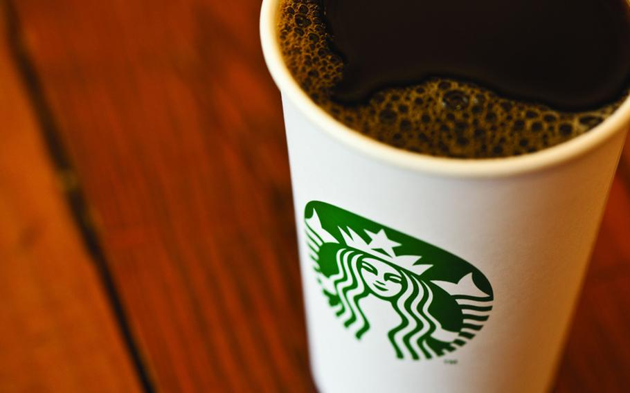 More than a decade after Starbucks crossed the Atlantic, it hadn't penetrated American bases in Germany until Nov. 2, when Spangdahlem Air Base christened the first.