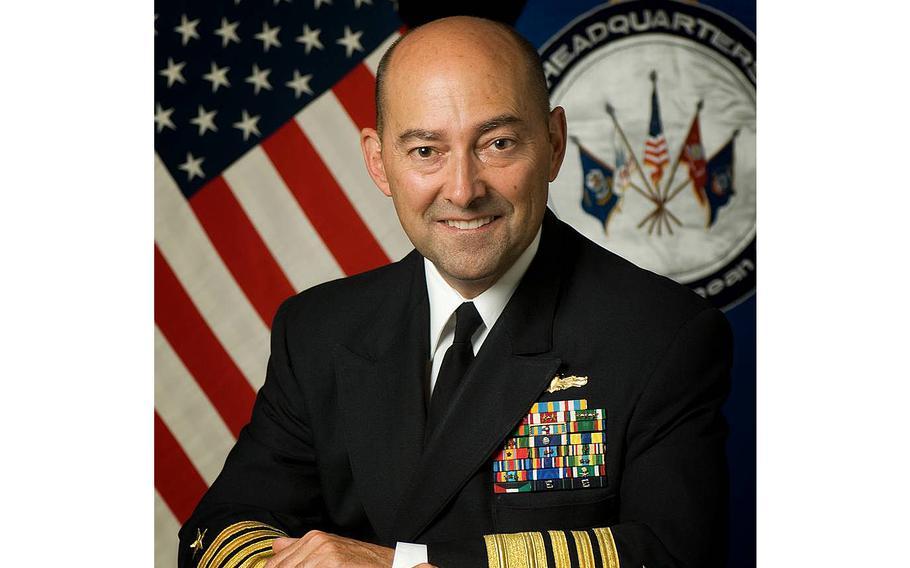 Adm. James Stavridis, U.S. European Command and NATO Supreme Allied Commander Europe