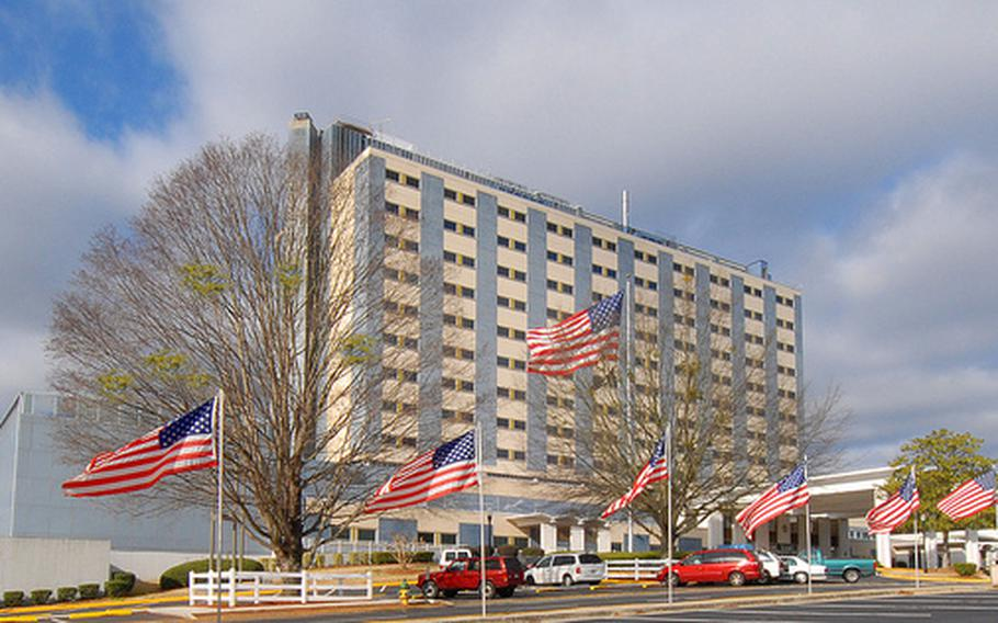 The Atlanta VA Medical Center.