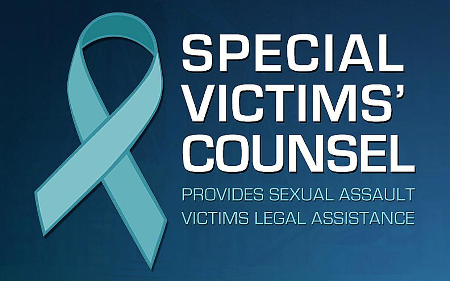 Logo for the Air Force's Special Victim's Counsel