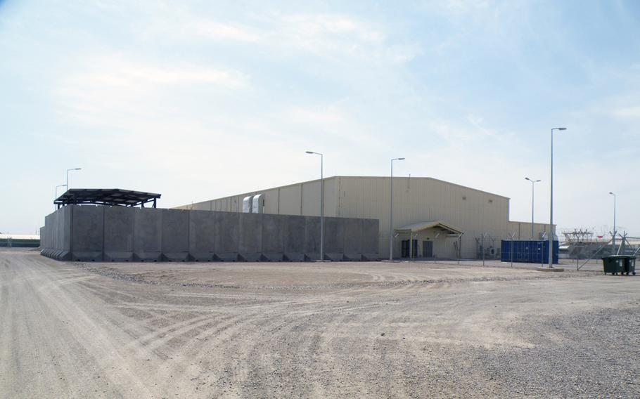 The Regional Command-Southwest Command and Control Facility is a 64,000-square-foot structure built for $36 million to serve as command headquarters at Camp Leatherneck in Helmand, Afghanistan, despite the objections of senior officers. It likely will never be used by the U.S. military.
