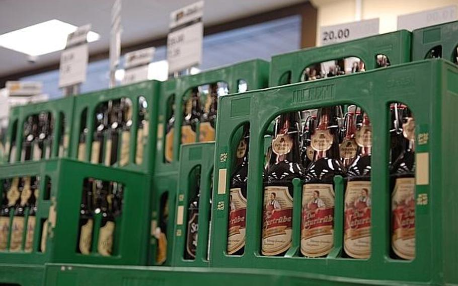 A new Marine Corps policy bans the sale of liquor at Marine Marts adjacent to barracks, limits the floor space used for alcohol to 10 percent, and cuts the hours that alcohol can be sold to 8 a.m.-10 p.m.