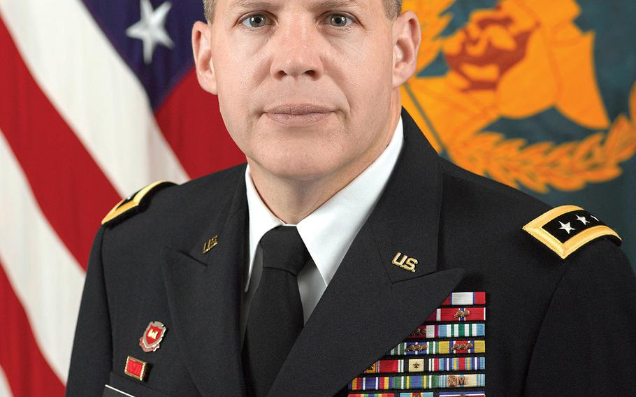 Lt. Gen. Jeffrey Talley, chief of the Army Reserve