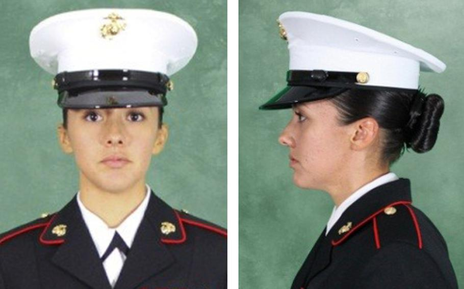 The Commandant of the Marine Corps has approved a recommendation from the service's uniform board to adopt the men's dress and service cap for women, too.