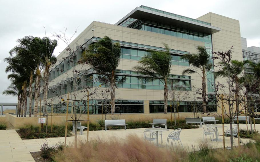 The new Naval Hospital Camp Pendleton will open in December.