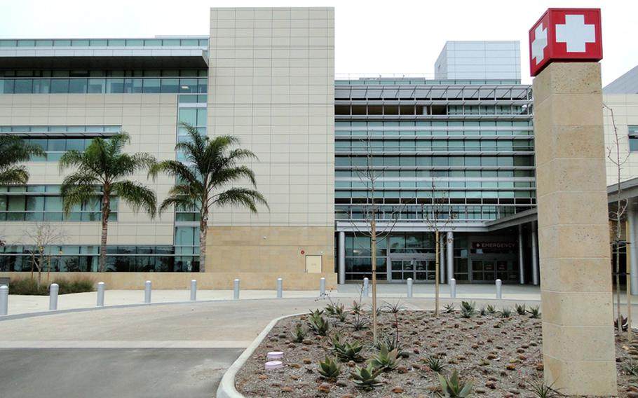 The new 500,000-square foot Naval Hospital Camp Pendleton is scheduled to open in December and serve about 157,000 civilian and military patients.