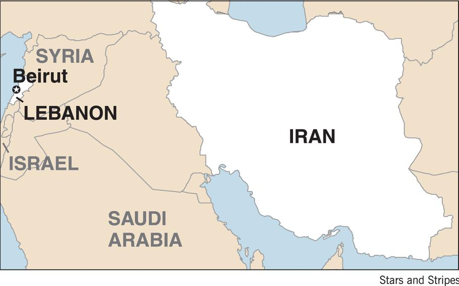 Twin suicide bombings outside the Iranian Embassy in Beirut killed 23 people on Tuesday.  Al-Qaida linked group, the Abdullah Azzam Brigades, claimed responsibility for the attack.