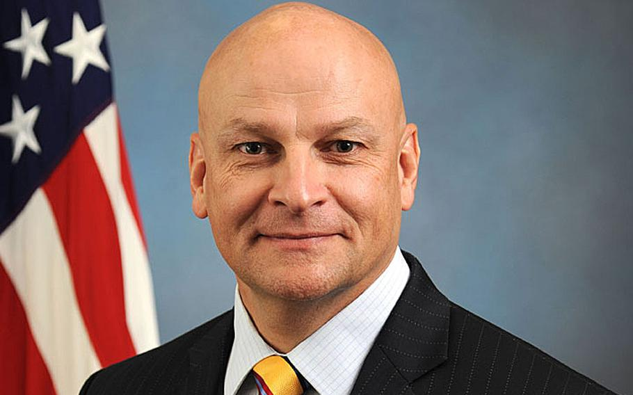 Deputy Assistant Secretary of Defense Michael Dumont