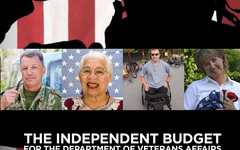 Cover of the The Independent Budget for Fiscal Year 2015.