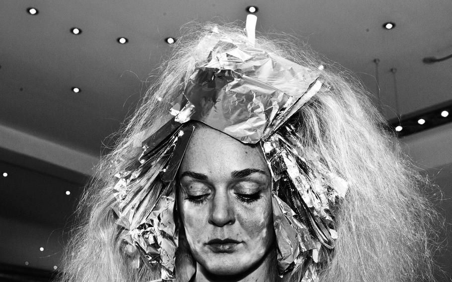 """Jens Juul, """"Hair 09""""   The hair is an intimate part of a person. Hair has some symbolic value: ideas of beauty, strength, eroticism, individuality, sensuality, masculinity, and femininity are closely linked to the hair."""