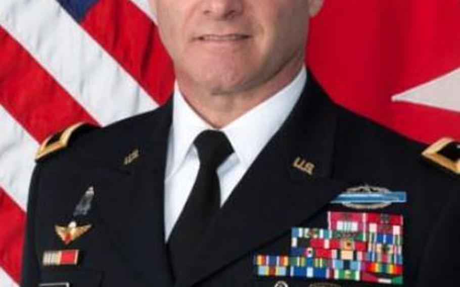 Maj. Gen. Bryan Owens
