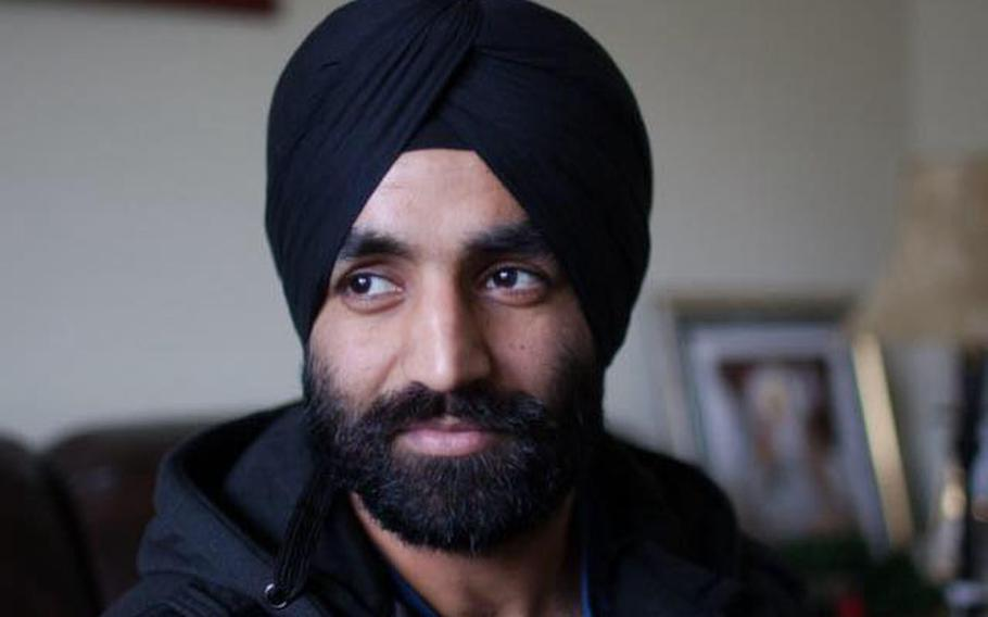 Army Capt. Simratpal Singh was granted a rare religious accommodation that will allow him to wear a beard and turban, requirements of his Sikh faith.