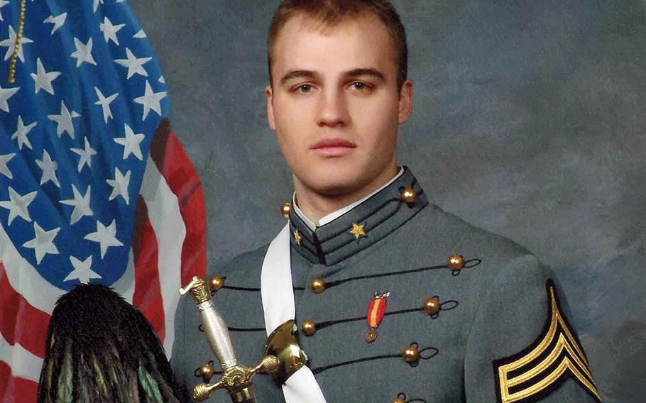 U.S. Army 2nd Lt. Lawrence Franks was sentenced to dismissal from the military and four years of imprisonment in December 2014 after deserting his post in 2009.
