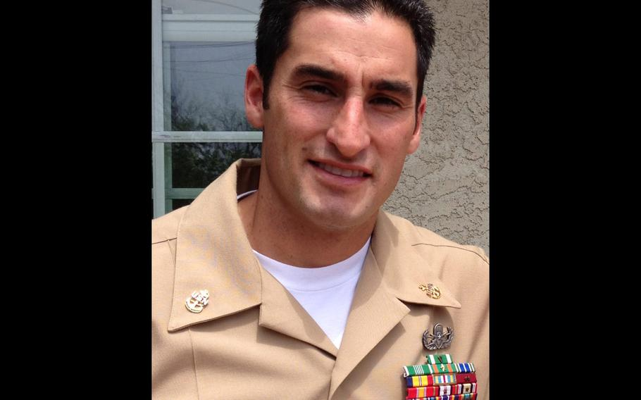 Chief Petty Officer Jason C. Finan, 34, of Anaheim, California, was identified Friday as the servicemember killed by an improvised explosive device while serving in an advisory role with Iraqi coalition troops.