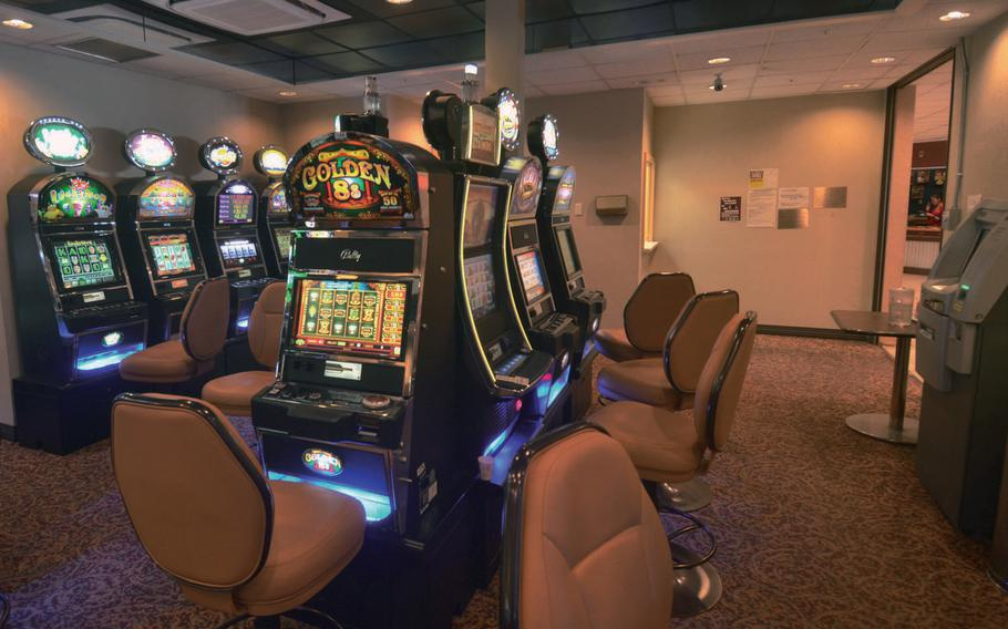 A woman accused of stealing nearly $100,000 from a casino at Yokosuka Naval Base, Japan, in 2015 was charged with theft of public money in federal court on Monday, March 6, 2017.