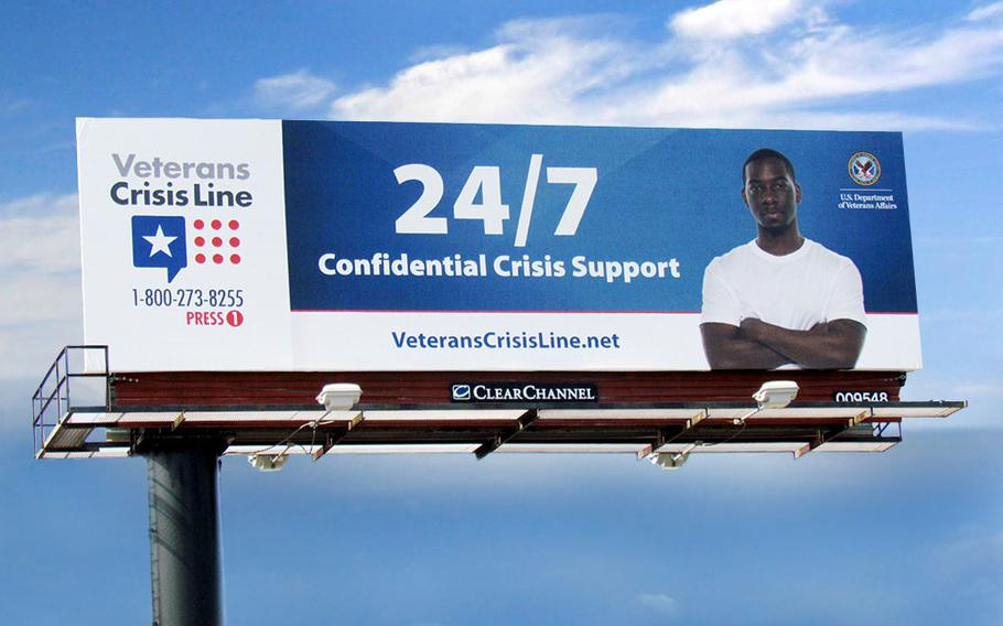 The Veterans Crisis Line continued to send approximately 30 percent of its calls to backup centers near the end of 2016, according to an internal watchdog report released Monday that outlined widespread problems with the suicide hotline.