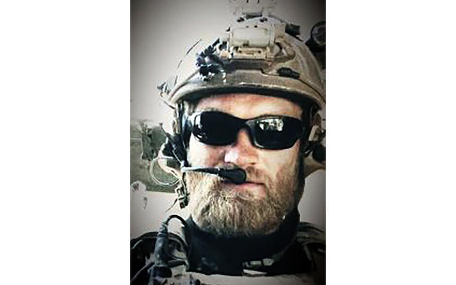 Utah Army National Guardsman Aaron Butler.