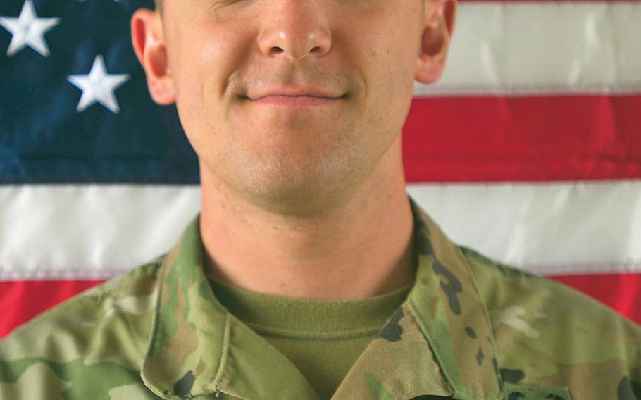 Sgt. Eric M. Houck,25, was killed in a green-on-blue attack in Afghanistan on Saturday, June 10, 2017.