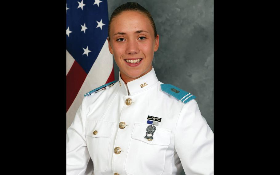Sarah Zorn will become the first female regimental commander of cadets at The Citadel in South Carolina in the military college's 175-year history.
