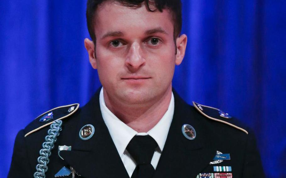 Staff Sgt. Michael Young