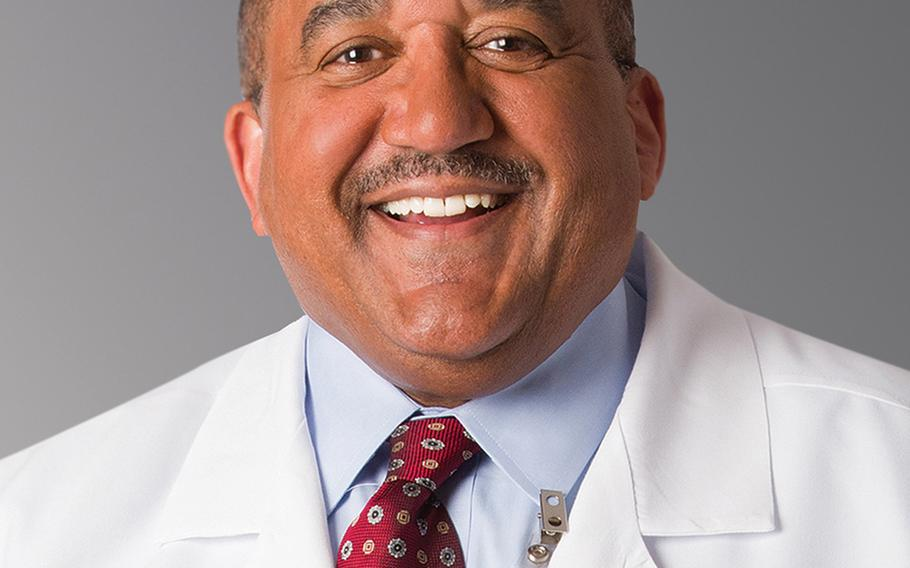 Dr. Adam Robinson was appointed acting director of the Washington D.C. VA Medical Center on Monday. He replaces retired Army Col. Larry Connell, who was reassigned earlier this month amid an investigation into whether his appointment broke federal protocols.