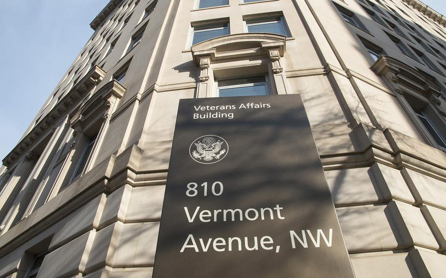 The Department of Veterans Affairs Building in Washington, D.C.