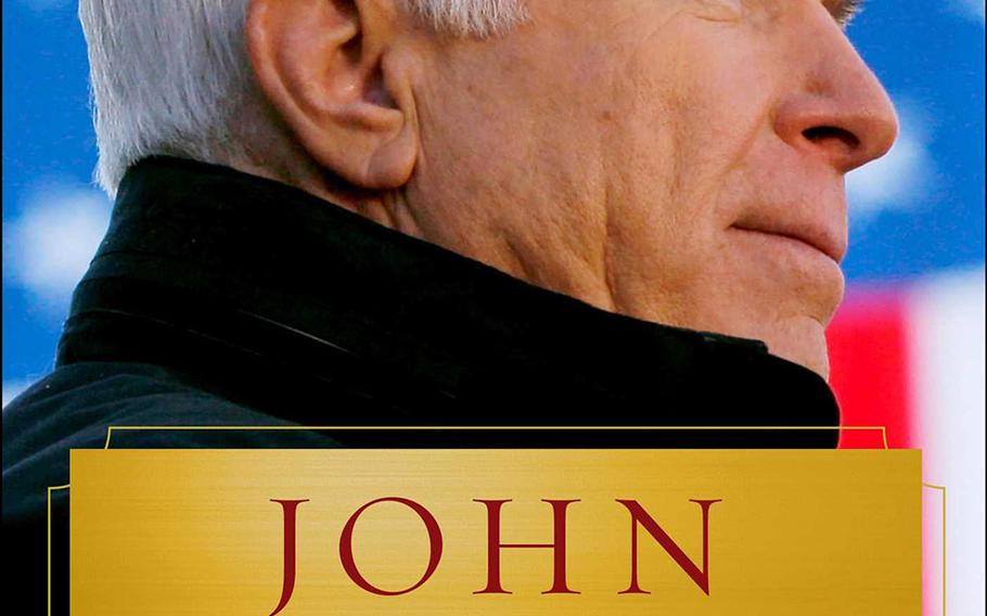 The cover of Sen. John McCain's newest book.