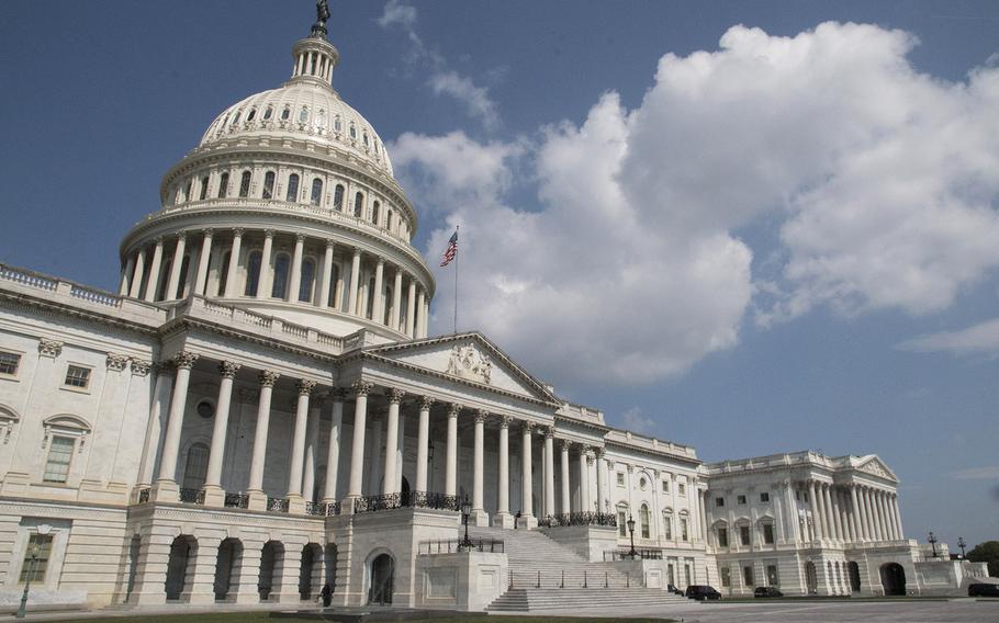 The U.S. Capitol, in June, 2018.