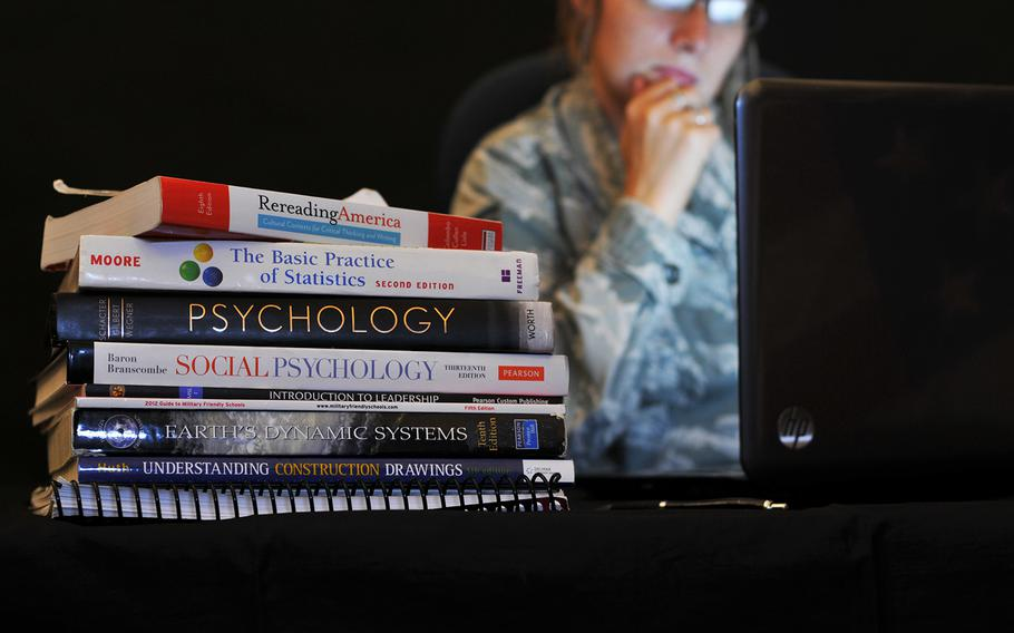 Servicemembers wishing to continue their education can find that there are a variety of financial assistance programs to help fund their endeavors.