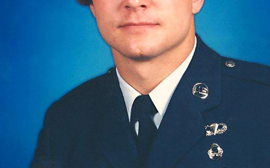 Tech. Sgt. John A. Chapman, shown at the rank of Senior Airman, will be the 19th Airman awarded the Medal of Honor since the Department of the Air Force was established in 1947.