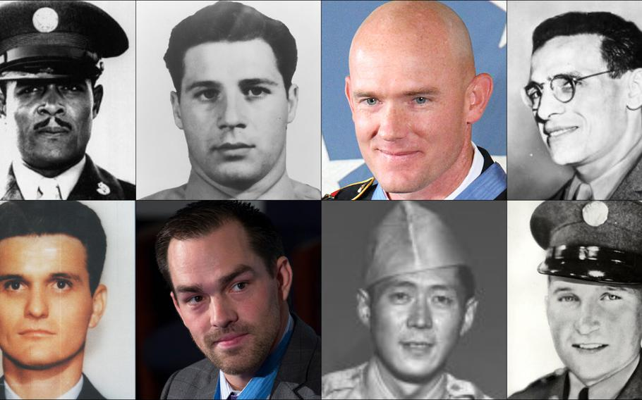 """The Netflix show """"Medal of Honor"""" will feature the stories of eight Medal of Honor recipients."""