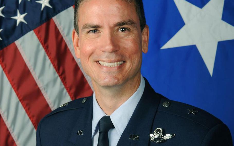 Brig. Gen. Paul W. Tibbets IV