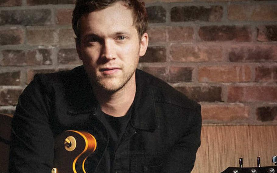 Armed Forces Entertainment has announced details for its 2018 Jingle Bell Rock Tour, with Phillip Phillips slated to perform at U.S. military bases in Europe and Papa Roach in Asia.