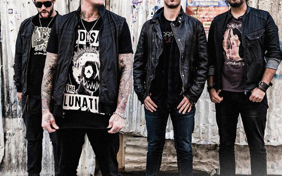 Armed Forces Entertainment has announced details for its 2018 Jingle Bell Rock Tour, with Papa Roach slated to perform at U.S. military bases in Asia.