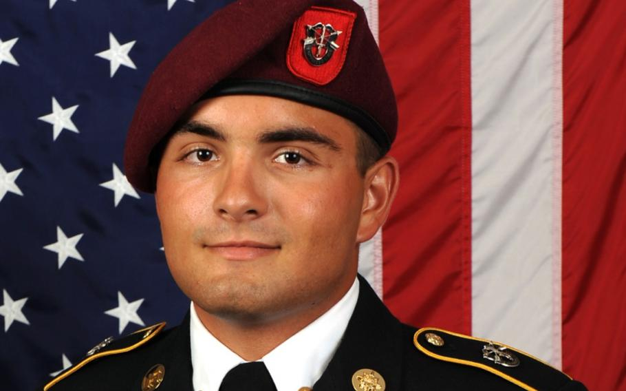 Spc. Nicholas C. Jividen, 21, died Nov. 6, 2018, at the National Training Center in Fort Irwin, Calif., the military said.