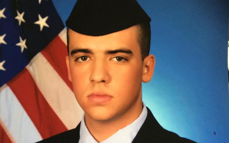 Airman 1st Class Owen Little