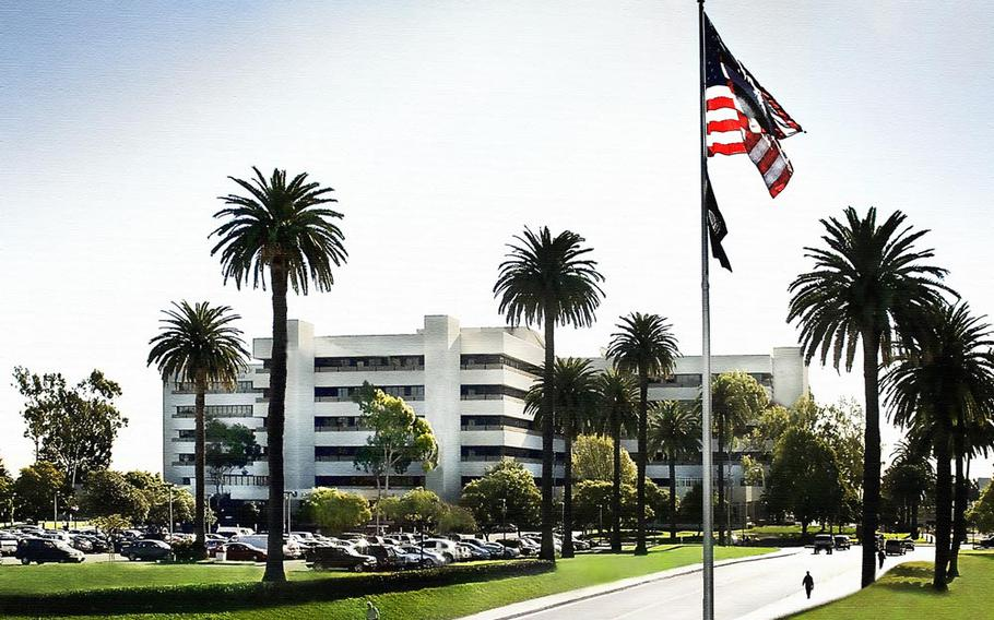 The VA Greater Los Angeles Healthcare System.
