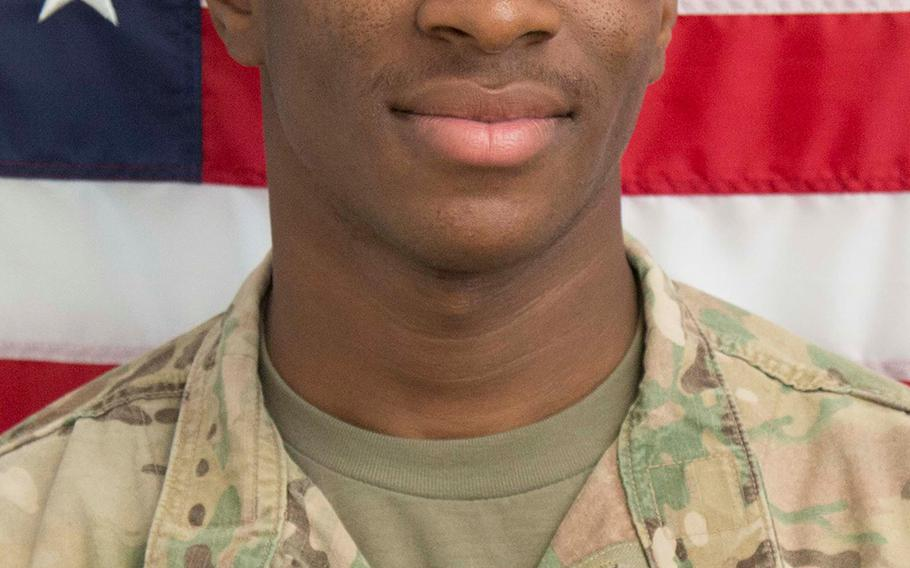 Army Spc. Octavious Deshon Lakes Jr. was identified Wednesday by service officials as the soldier who died from injuries sustained in a tactical vehicle accident Jan. 14 at the National Training Center at Fort Irwin, Calif.