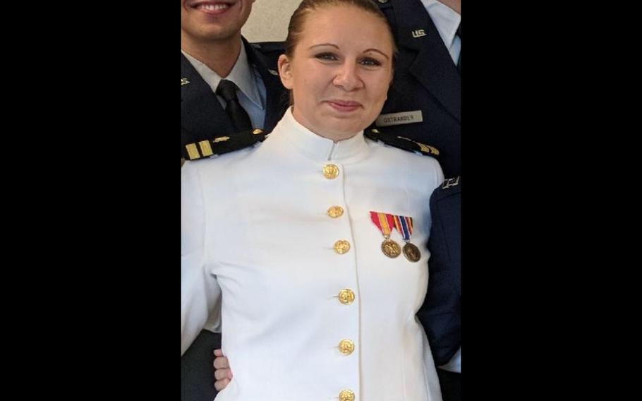 Lt. Kaylie Ludwig was found unresponsive on Monday, May 20, 2019, and pronounced dead aboard the San Antonio-class amphibious transport dock ship USS Arlington.