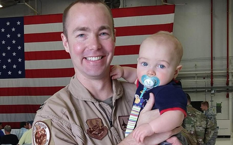Air Force Capt. Durwood Jones, 37 of Albuquerque, N.M., was killed Tuesday when the F-16 that he was flying crashed into the Hiawatha National Forest during a nighttime training exercise in Michigan, according to a National Guard statement.