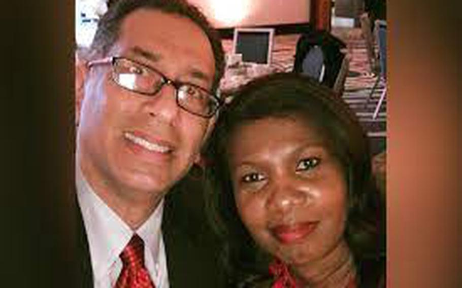 Edward McDaniel Jr., 55, an Army doctor, and Brenda McDaniel, 63, a retired Army colonel and nurse, were shot and killed Wednesday in the front yard of their home in Springfield, Va., according to police.