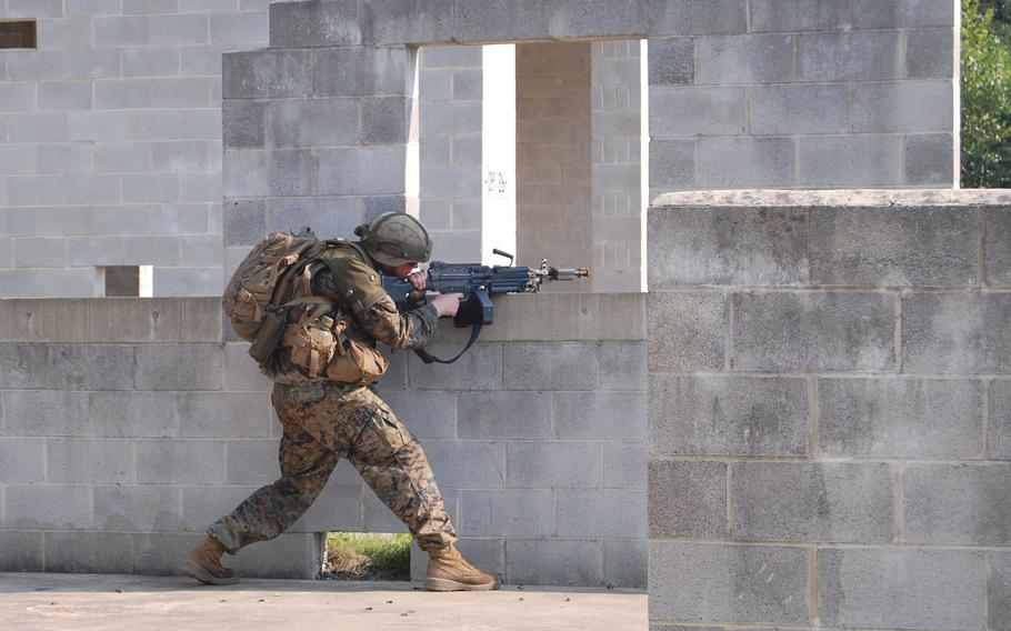 Saab, part of the Swedish defense and aerospace firm, will provide the Marines with a next-generation training instrumentation system, which allows commanders to observe and assess the performance of individual Marines, squads and even brigades during live training exercises in the field.