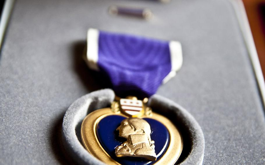 The Purple Heart is one of the oldest commendations in American military history, dating back to the later years of the Revolutionary War and was originally designed as the Badge of Military Merit.