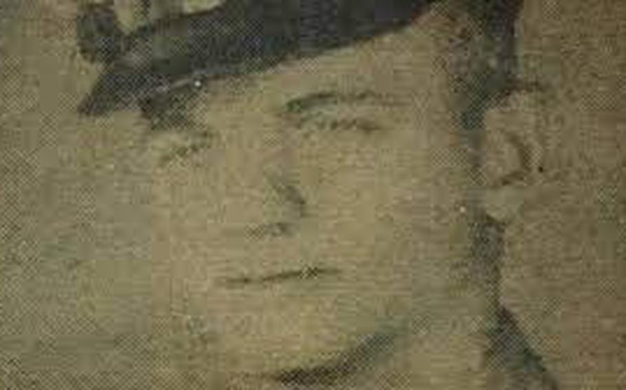 Army Pfc. Louis N. Crosby, 18, was reported missing in action on Dec. 1, 1950, after his unit was attacked by enemy forces near the Chosin Reservoir, North Korea.