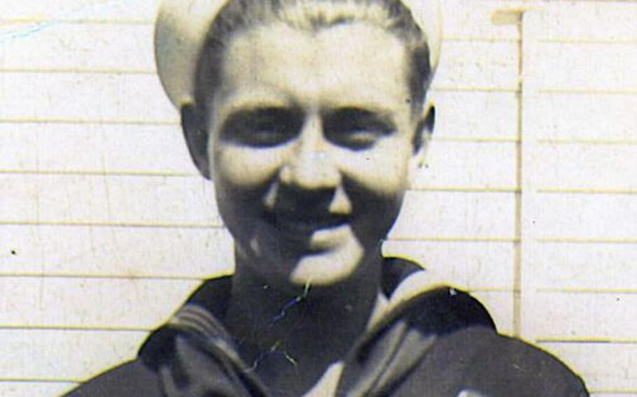 Floyd Dee Helton was serving as Navy Seaman 2nd Class on the USS Oklahoma when he was killed during the attack on Pearl Harbor on Dec. 7, 1941.
