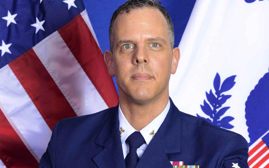 The Coast Guard Academy announced Friday afternoon that Master ChiefBrett VerHulstwas permanently relieved earlier this month but an investigation found no evidence of sexual assault, harassment or contact.