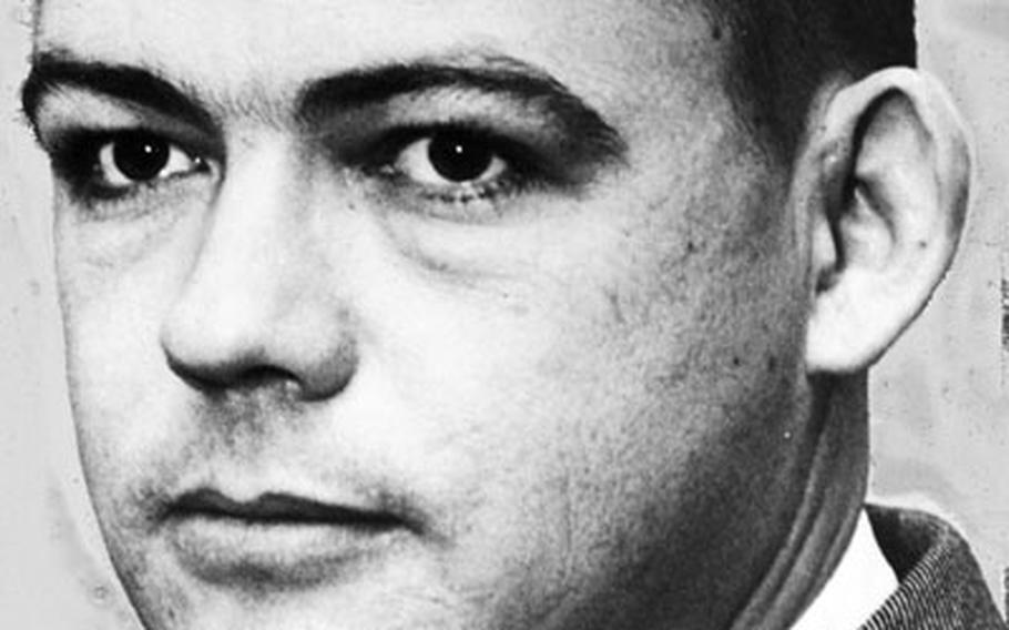 Bill Mauldin in 1960.