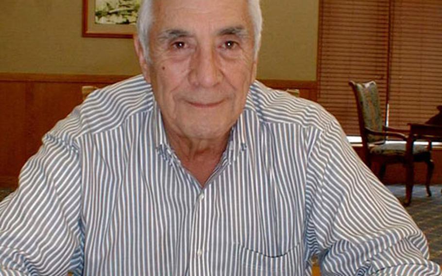 Retired Air Force Lt. Gen. Leo Marquez.